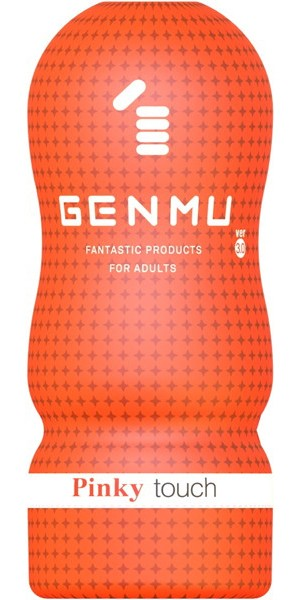 GENMU 3 Pinky touch Orange