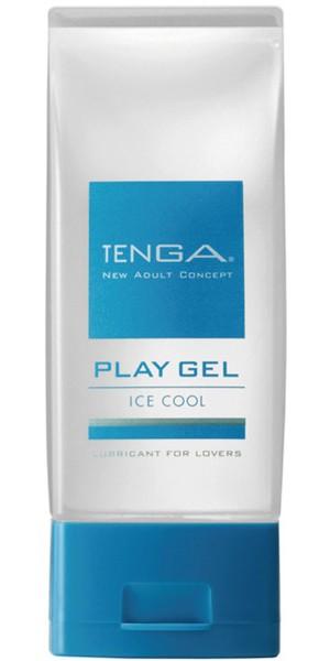 大人のおもちゃ、1000円以下、温感・冷感タイプ、ローション TENGA PLAY GEL ICE COOL / テンガ プレイジェル アイスクール