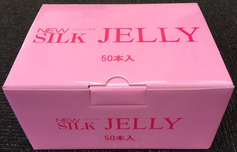 NEW SILK JELLY 50本入