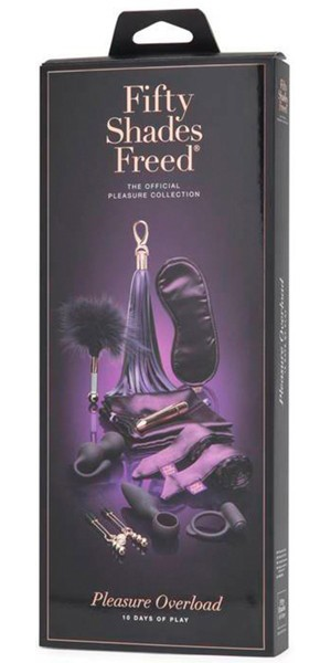Fifty Shades Freed: Pleasure Overload 10 Days of Play Gift Set