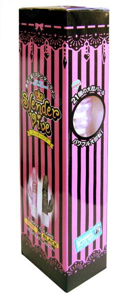スレンダーバイブ ピンク
