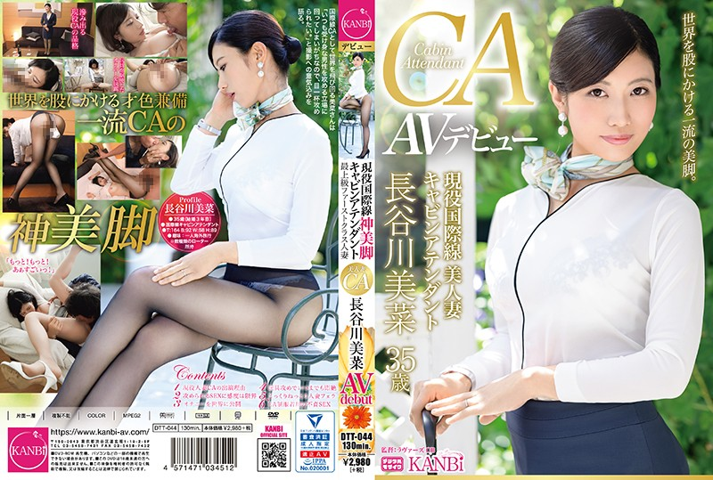 DTT-044 A Married Woman With Beautiful Legs – Mina Hasegawa