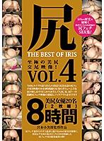 尻 THE BEST OF IRIS Vol.4(2枚組)