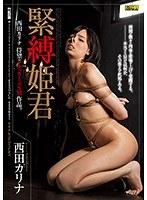 緊縛姫君 西田カリナ