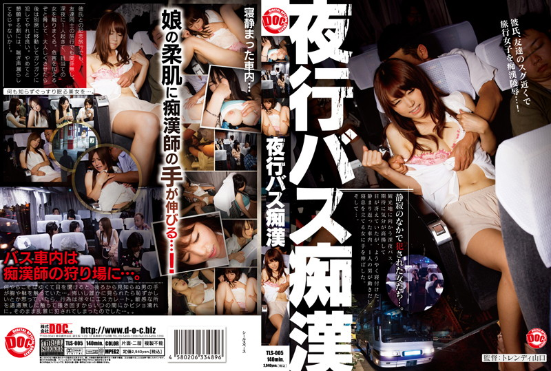 TLS-005 Night Bus Pervert