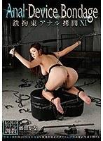 【数量限定】Anal Device Bondage XI 鉄拘束アナル拷問 鶴田かな チェキ付き