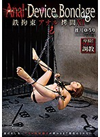Anal Device Bondage XII 鉄拘束アナル拷問 推川ゆうり チェキ付き