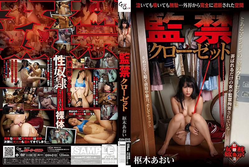 Glory Quest GVH-010 Confinement Closet Aoi Kuriki 2020-01-16