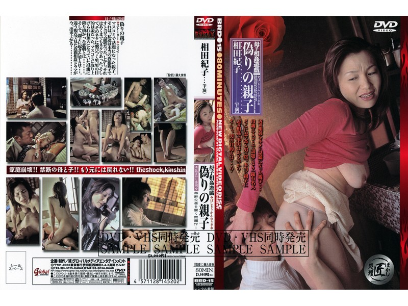 BRD-15 Noriko Aida Parent-child Incest Mother And Child Play False