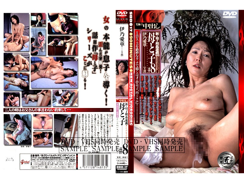 SBD-17 Hua Yi # 8 No Love Mother And Child Mother And Child Incest Play The New (Global Media Entertainment) 2006-06-07