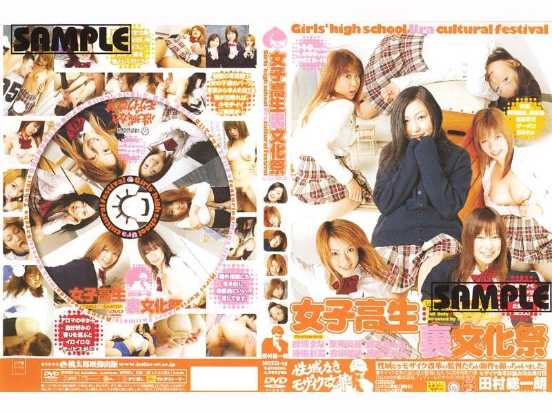 女子校生裏文化祭 パッケージ