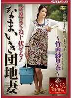 [NSPS-208] (English subbed) Big Cock Holding it Down! Saucy Apartment Wife Sarina Takeuchi