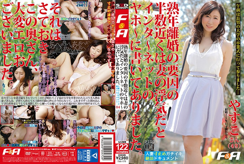 Housewife Tightening Gutsy Cut Introduction Document FILE 04