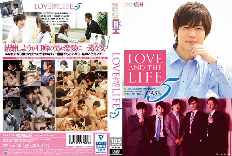[1grch241] LOVE AND THE LIFE CASE.5