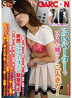 GS-294 Alone With Your Elder Sister In The Elevator! I Don't Have The Courage To Pervert Or Attack, If I'm Delusional About The Good Smell … The Elevator Stops Suddenly! Taste A Happy Time With My Elder Sister Sideways, Secretly To Me During A Full Erection, …