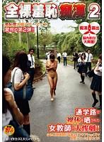 [NHDTA-605] Naked Shame Molester 2