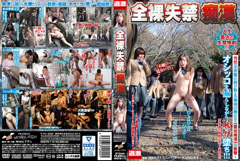 CENSORED NHDTB-110 全裸失禁痴漢, AV Censored