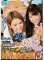 [RCTD-099] The Slutty Girls' School Of Indifference 3