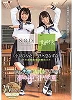 [SDAB-087] Nazuna Nonohara x Hinata Koizumi SOD Star x Passionate Youth Double Stars These 2 Childhood Friends Gave Their Favorite Boy Some Horny Hospitality A Dream-Cum-True Reverse Threesome Academy