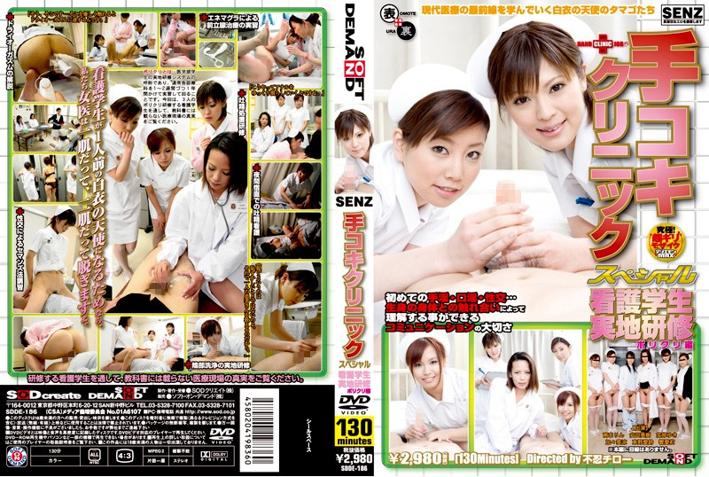 SDDE-186 The Student Nurse's Practical Training