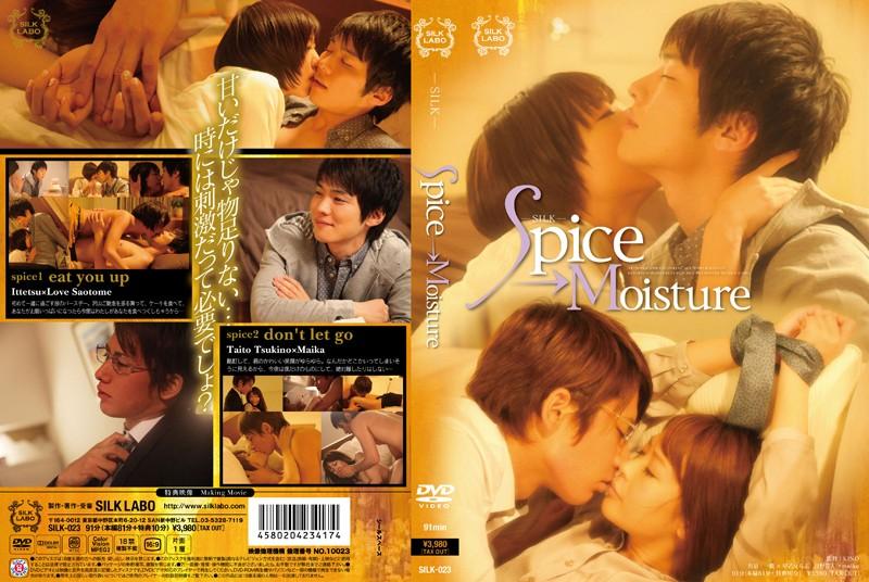 silk023 Spice → Moisture