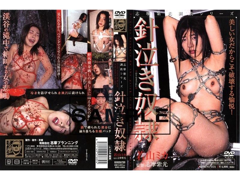 SRD-089 Slave Torture Crying Light Purple Needle Series Shima (Shima Puranningu) 2006-07-06