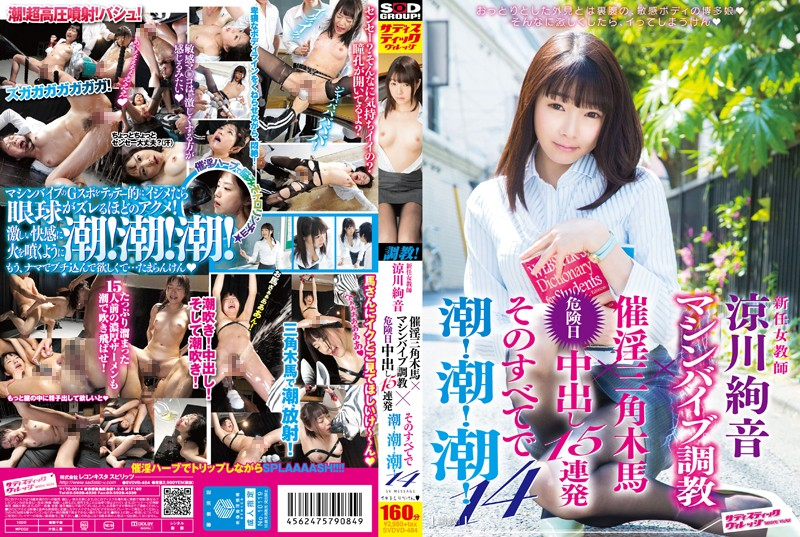SVDVD-484 The New Female Teacher