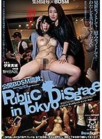 【数量限定】公開BDSM調教 野々宮みさと 伊東真緒 ローターと生写真付き