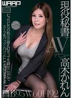 WSS-221 Takagi Secretary Karen AV Debut Active