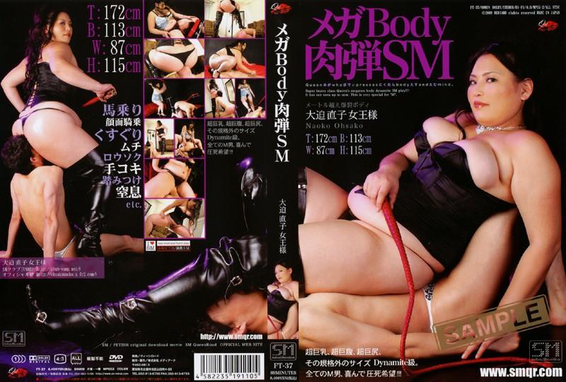 FT-37 Queen Osako Naoko SM Mega Body Human Bullet (Mirai Future) 2009-03-25