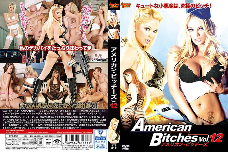 [BTS-012] アメリカン・ビッチーズ Vol.12