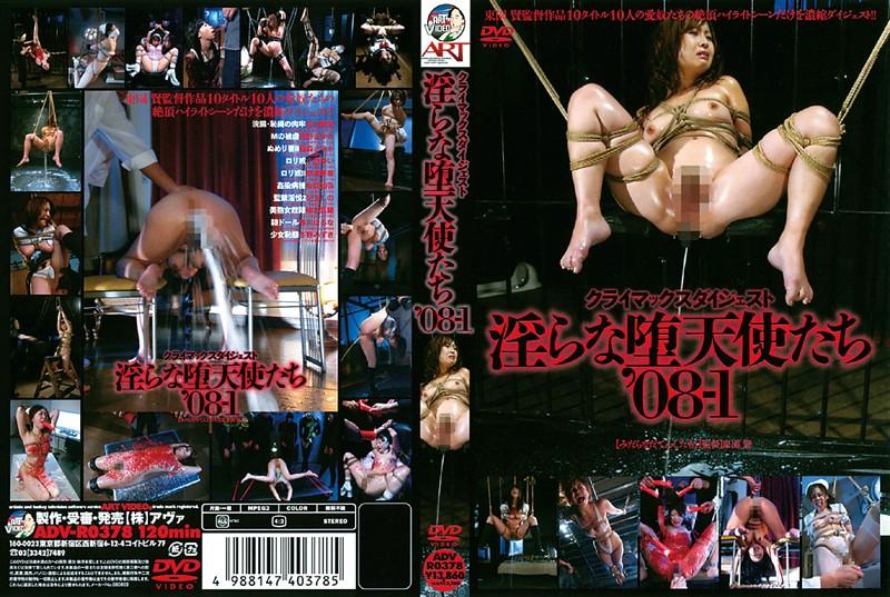 クライマックスダイジェスト 淫らな堕天使たち '08-1 (DOD)