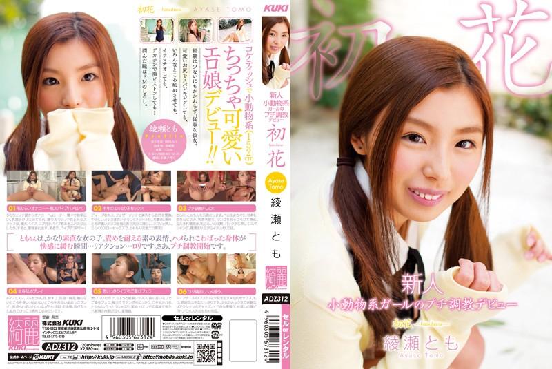 ADZ-312 Ayase-hatsuhana-Hatsuka Tomohiro Petit Torture Debut Of Rookie Girl Small Animal System