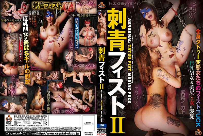 CENSORED [FHD]NITR-387 刺青フィスト II, AV Censored
