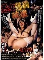 悪女懲罰破壊 キャリア女官僚の最後 朝宮涼子【アウトレット】