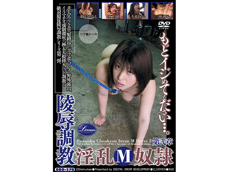 DDD-270 Torture Horny Slaves Of M Two 章 Insult