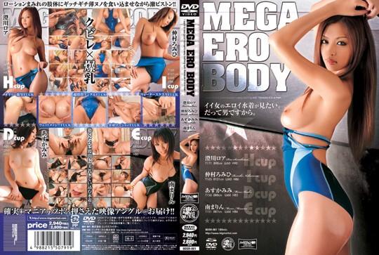 BDSR-001 MEGA ERO BODY