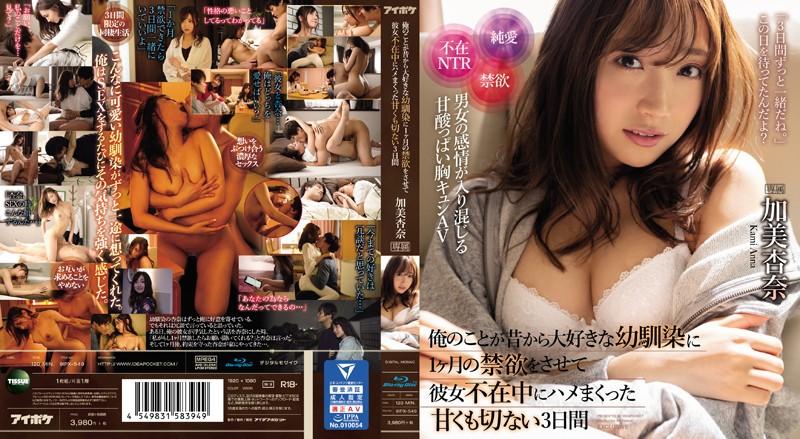 アイデアポケット IPX-549 Kami Anna