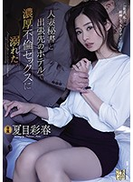 ADN-322 I Drowned In Rich Affair Sex At A Hotel On A Business Trip With A Married Woman Secretary