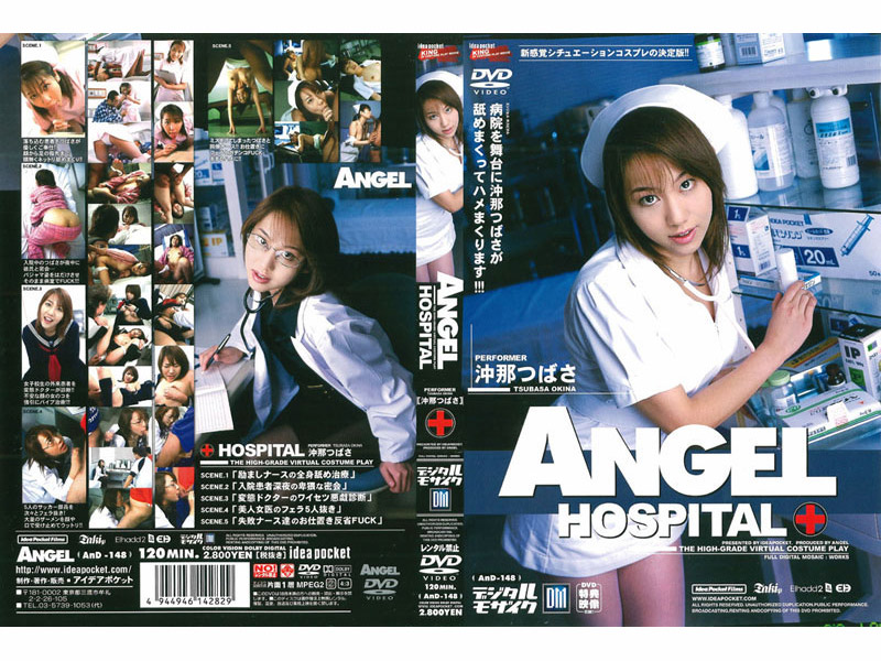 AND-148 Na-oki Wings ANGEL HOSPITAL (IDEA POCKET) 2004-02-08