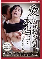 愛してるあなたへ。本当は・・ 義弟に抱かれた妻 和泉紫乃