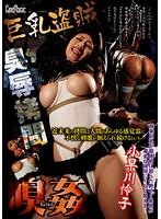 CMN-141 Kobayakawa Reiko - Big Thief Odor Rape Question