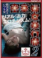 【数量限定】被害者はいつも女 密室婦女暴行魔2 羽生ありささんのパンティとチェキ付き