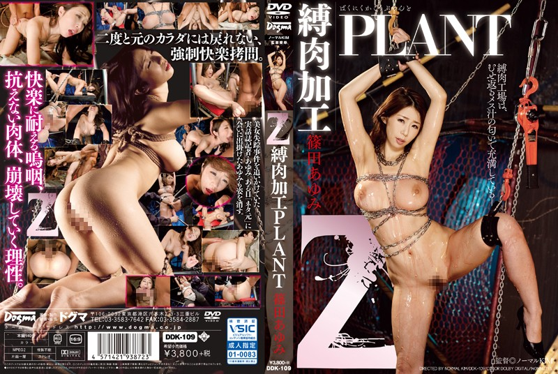 DDK-109 Z Strapping Meat Processing PLANT Ayumi Shinoda