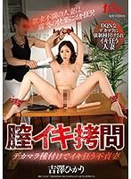 膣イキ拷問 デカマラ種付けでイキ狂う不貞妻 吉澤ひかり