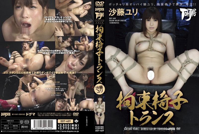 DDT-409 Yuri Fuji Sha Transformer Restraint Chair