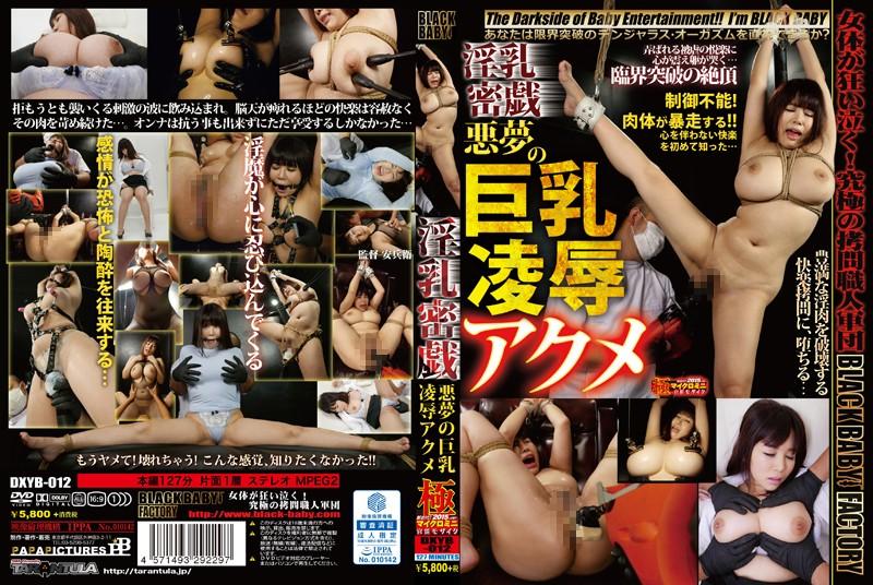 DXYB-012 Soft Breasts Mitsu Game Nightmare Busty Humiliation Acme Hazuki Mio