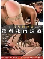 ハードSM 凌辱縄地獄 Vol.07 淫虐牝肉調教【激安アウトレット】