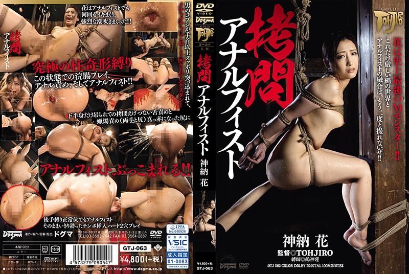 CENSORED [FHD]GTJ-063 拷問 アナルフィスト 神納花, AV Censored