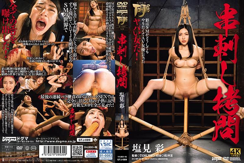 [GTJ-089] Shiomi Akari Gold TOHJIRO Label